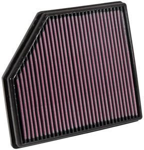 Filtr powietrza wkładka K&N VOLVO V70 III 3.0L - 33-2418