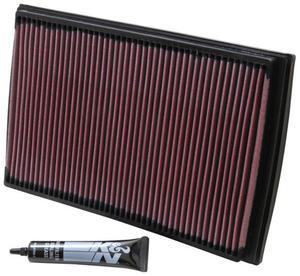 Filtr powietrza wkładka K&N VOLVO XC70 Cross Country 2.4L Diesel - 33-2176