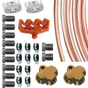 ZESTAW do budowy układu hamulcowego z ręcznym i korektorem PRO - 2827998965