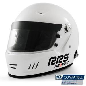 Kask zamknięty RRS CIRCUIT - SNELL FIA HANS - XS - 2835291390