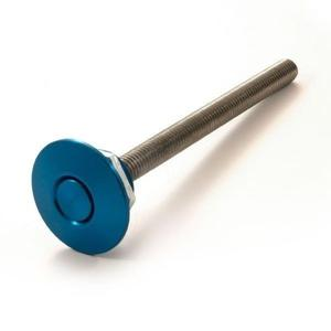 Zapinki Push Clip RRS - Niebieski - 2839130462