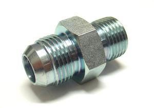 Nypel do podstawki filtra oleju - 1/2 BSP na 1/2 BPS - 2841394722