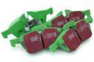 Klocki hamulcowe EBC Greenstuff Bmw 125 2011- - 2843277536