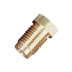 Mosiężna końcówka męska przewodu hamulcowego - M10x1 - 2844562224