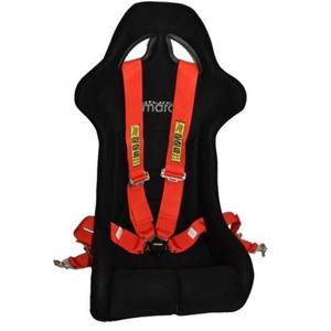 Fotel Bimarco Futura + Pasy RRS 4-punktowe FIA - 2827954655