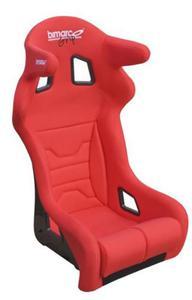 Fotel Bimarco Grip - Czerwony - 2827956064