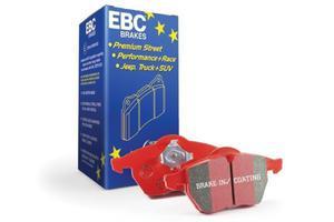Klocki hamulcowe EBC Redstuff prz - 2860234807
