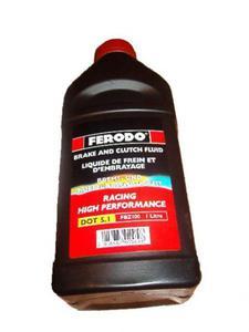 Płyn hamulcowy FERODO DOT 5.1 0,25L FBZ025A - 2823514794