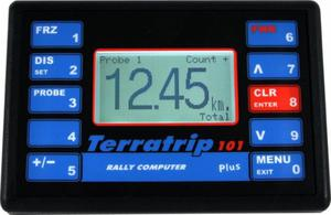 Halda Terratrip 101 PLUS - 2823529388