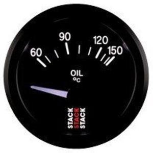 STACK ST3209 Elektryczny wskaźnik temperatury oleju - 2823529485