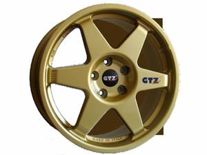 Felga GTZ Corse 8x18 2121 Alfa Romeo 5x100 (replika SPEEDLINE Corse 2013) - 2823529977