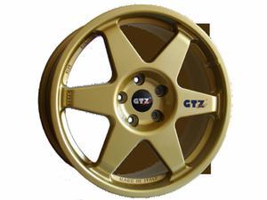 Felga GTZ Corse 8x18 2121 RENAULT 5x108 (replika SPEEDLINE Corse 2013) - 2823529989