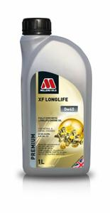 Olej Millers Oils XF Longlife 0w40 1l - 2823530080