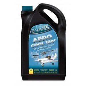 Bezwodny płyn chłodniczy Evans Aero Cool 5l - 2823530174