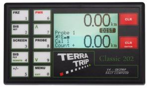 Halda TerraTrip 202 v4 Classic GeoTrip - 2823539454