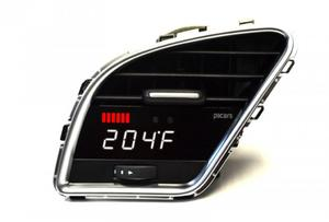 Zegar MultiDisplay OBD2 Boost P3 dedykowany Audi A4/S4/RS4 B8 (zabudowany) - 2844524064