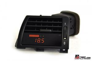 Zegar MultiDisplay Boost P3 dedykowany BMW 3 E46 (zabudowany) - 2844524073