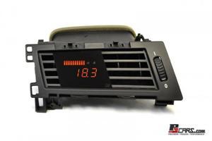 Zegar MultiDisplay Boost P3 dedykowany BMW 5 E60 (zabudowany) - 2844524081