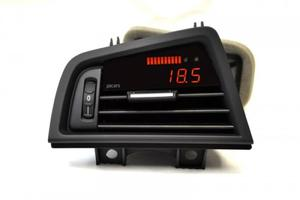 Zegar MultiDisplay Boost P3 dedykowany BMW F10 525/528 (zabudowany) - 2844524085