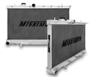 Aluminiowa chłodnica wody Mishimoto Subaru Impreza WRX/STI - 2855898145