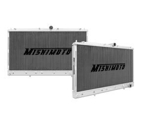 Aluminiowa chłodnica wody Mishimoto Mitsubishi Eclipse 1995-1999 Turbo - 2855898157