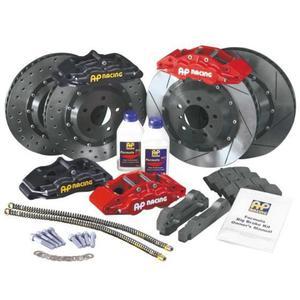 Zestaw hamulcowy AP Racing MINI R53 & R56 2000- (prz - 2860214024