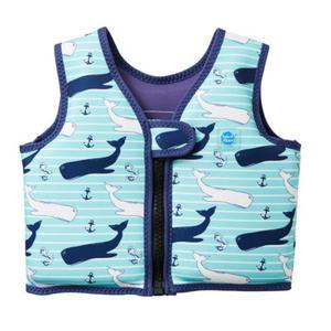 Kamizelka do nauki pływania Swim Vest wieloryby - 2852650127