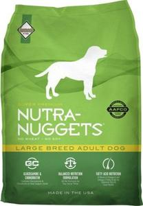 NUTRA NUGGETS Large Breed Adult for Dogs 15 kg | DATA WAŻNOŚCI 03-03-2018. - 2831098006