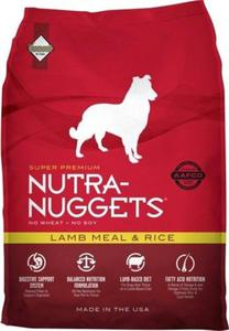 NUTRA NUGGETS Lamb Meal and Rice for Dogs 2 x 15 kg - 2856704378
