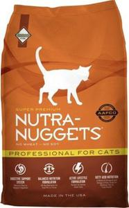 NUTRA NUGGETS Professional for Cats 2 x 7,5 kg - 2831098120