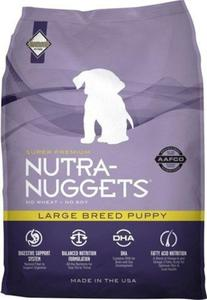 NUTRA NUGGETS Large Breed Puppy 3 kg - 2857508651