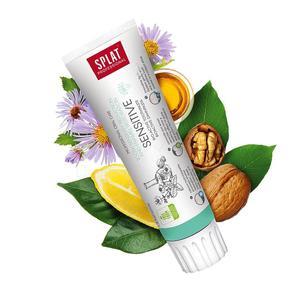 Splat Professional SENSITIVE 100 ml - pasta wzmacniająca szkliwo i zmniejszająca nadwrażliwość zębów - 2827460372