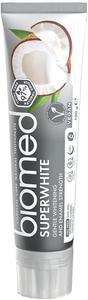 BIOMED Superwhite 100 g - wybielająca pasta do remineralizacji i wzmocnienia szkliwa - 2837097546