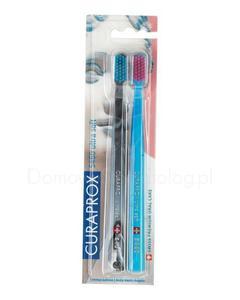 Curaprox CS 5460 Michelangelo dwupak - szczoteczki manualne - 2837496394