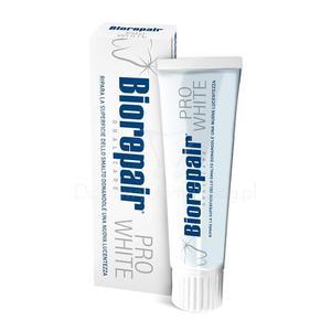 BioRepair PRO White - pasta wybielająca oraz odbudowująca strukturę szkliwa i zębiny 75 ml - 2850946499