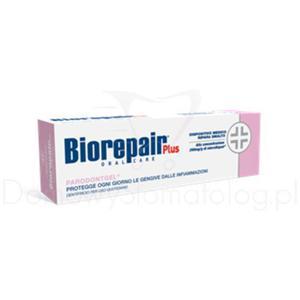 BioRepair Plus Parodontgel - pasta do wrażliwych dziąseł 75ml - 2846508931
