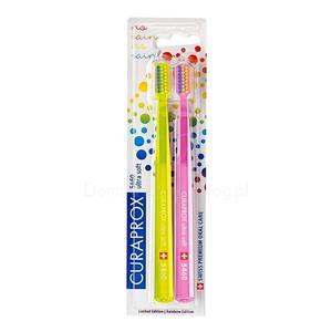 Curaprox CS 5460 Ultra Soft Rainbow Edition - dwupak szczoteczek manualnych - 2846833339