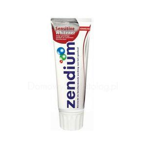 ZENDIUM Sensitive Whitener 75ml - wybielająca pasta do zębów do zębów wrażliwych - 2848505003