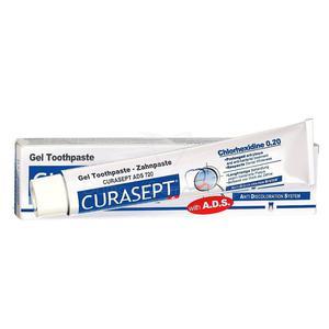 CURASEPT ADS 720 - pasta do zębów w żelu z chlorheksydyną 0,20% 75ml - 2858123283