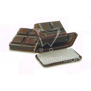 Wosk ortodontyczny zapachowy - czekolada - 1szt. - 2827459900