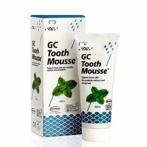 GC Tooth Mousse - MIĘTA - Płynne szkliwo bez fluoru - 35ml - MIĘTA