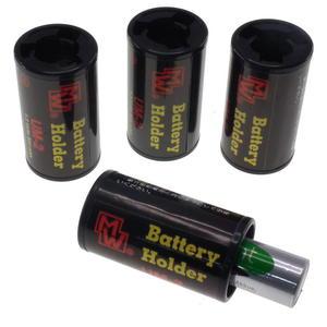 4 szt. Adapter Konwerter Baterii AA (R6) do C (R14, LR14) - 2849474108