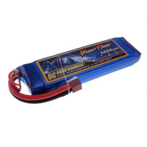 7.4V 5000mAh 35/70C Akumulator RC LiPo Giant Power - 2846404386