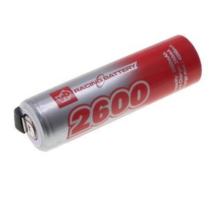 Akumulator Ogniwo 1.2V 2600mAh Ni-Mh AA - Blaszki - 2855542518