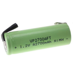 Akumulator Ogniwo 1.2V 2700mAh Ni-Mh A - Blaszki - 2855542519