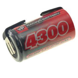 Akumulator Ogniwo 1.2V 4300mAh Ni-Mh SubC (SC) - Blaszki - 2855542525