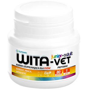 WITA-VET Ca/P=1,3 1g 80tab. - 2849782184