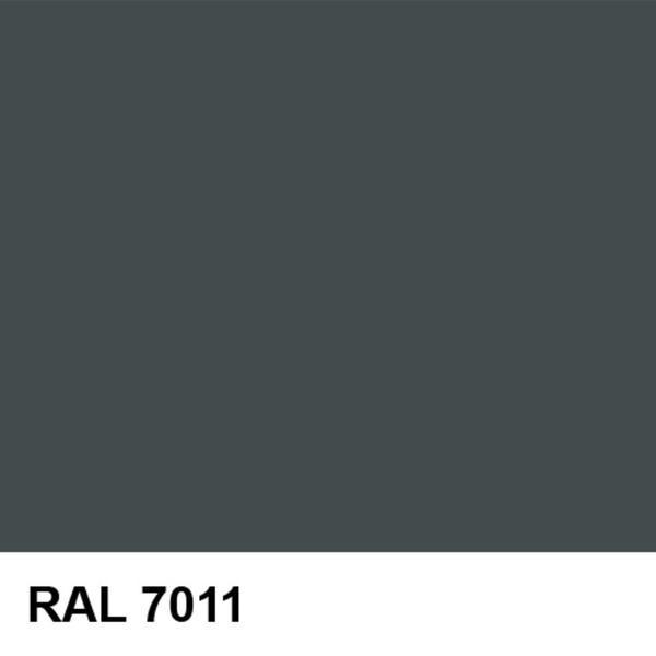 Рал 7011 какой цвет