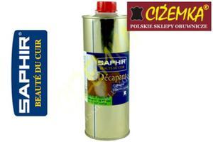 SAPHIR Zmywacz do czyszczenia skór Decapant 500 ml - 2842028272