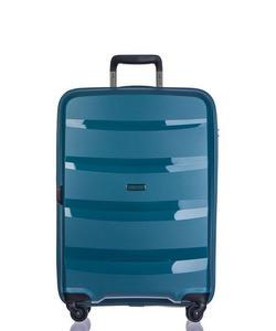 Średnia walizka PUCCINI PP012 Acapulco turkusowa - turkusowy - 2853381284